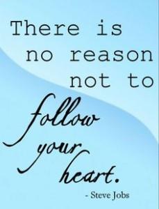 follow heart