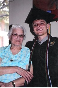 Patrick Mom graduation 001