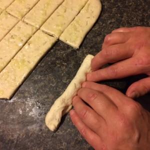 garlic knots 13